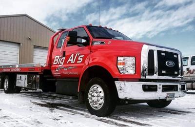 Big Al's Towing - Cheyenne, WY
