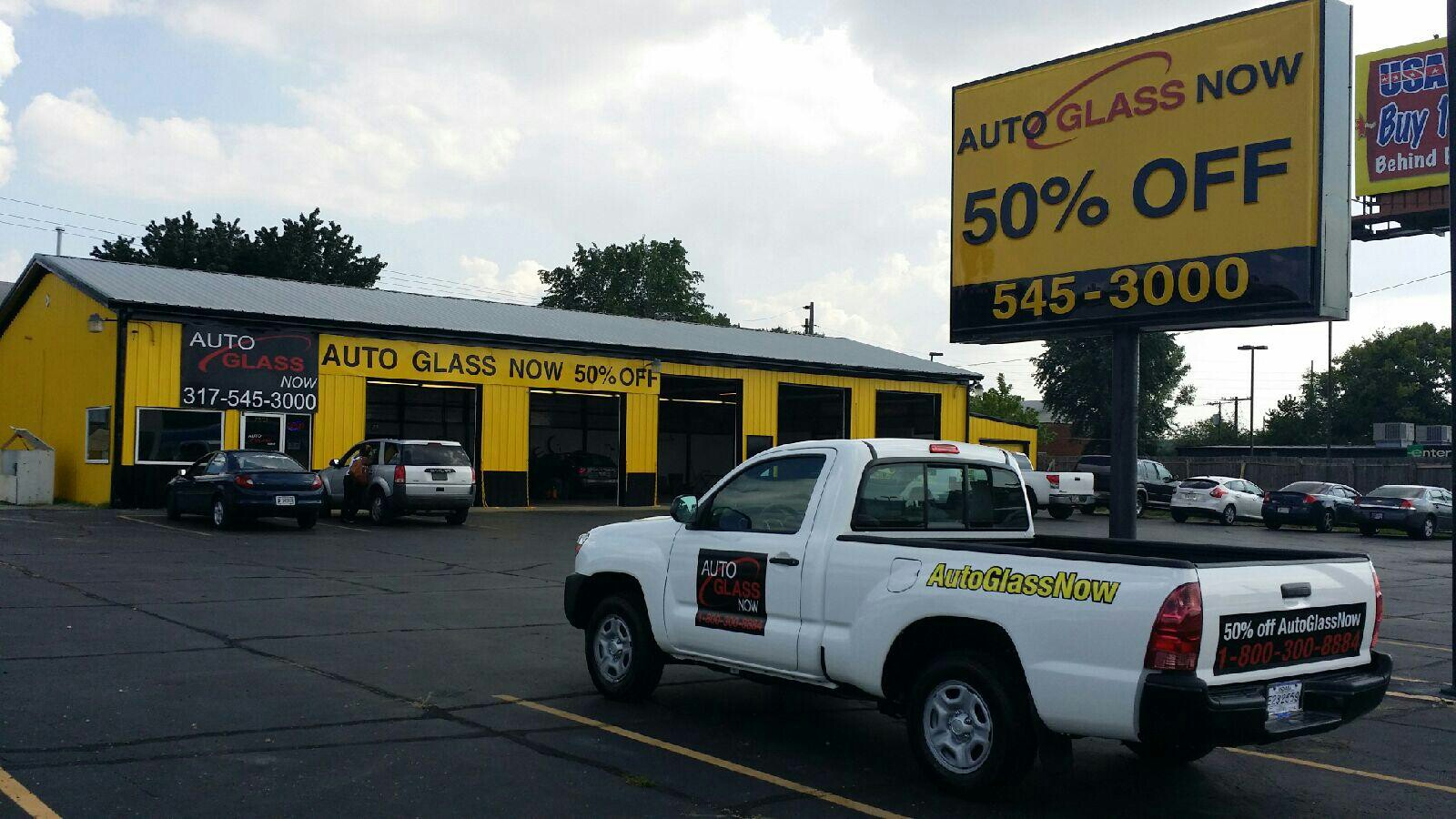 Auto Glass Now 7803 Pendleton Pike Indianapolis In 46226 Yp Com