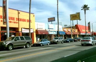La Whittier Bakery - Los Angeles, CA