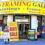Art and Framing Gallery - Oil Paintings & Custom Framing - Los Angeles, CA. ART & FRAMING GALLERY