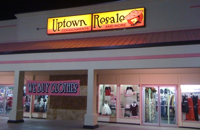 Uptown Resale & Consignments - Broken Arrow, OK