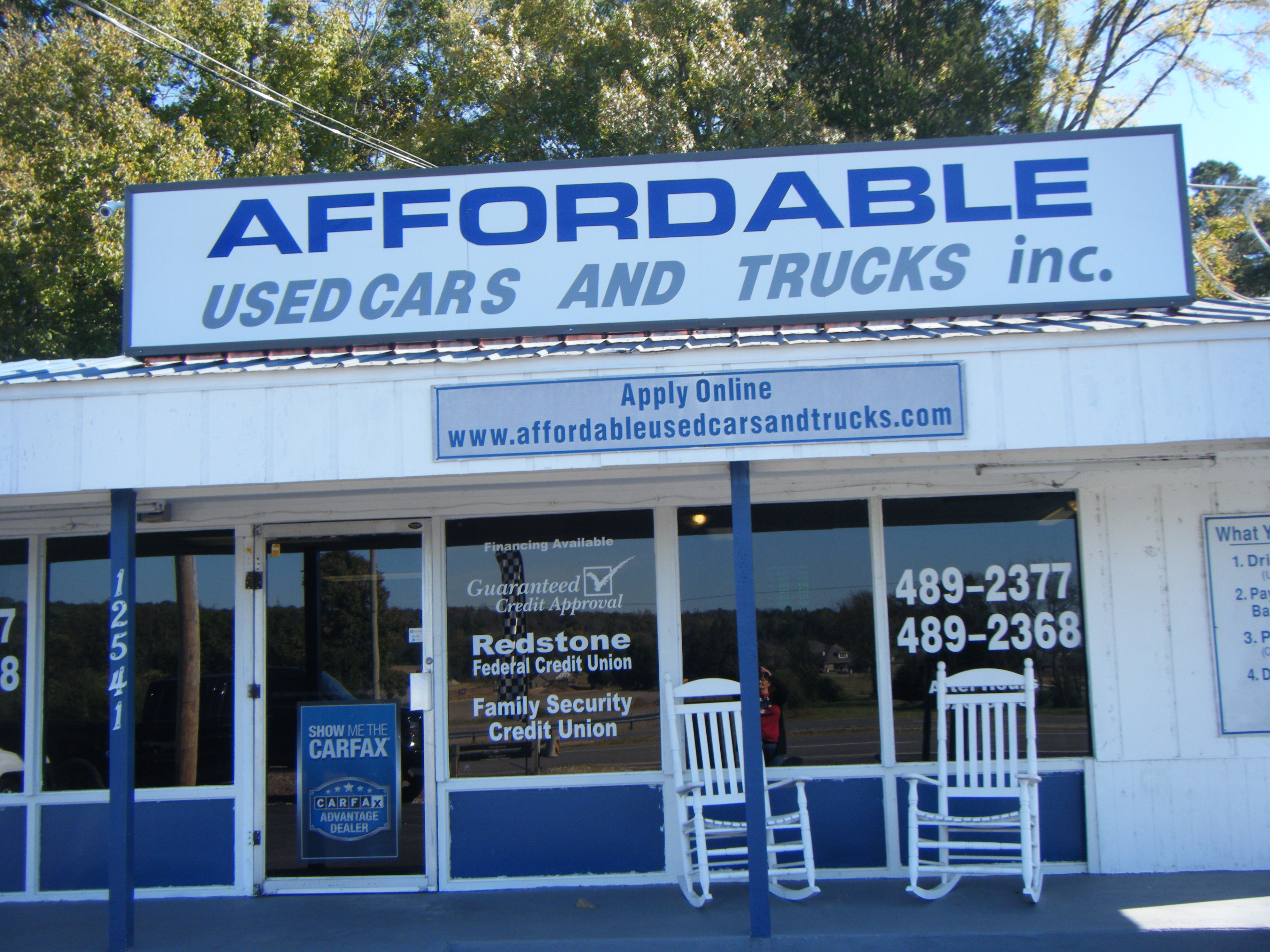Used Cars And Trucks >> Affordable Used Cars Trucks 12541 Memorial Pkwy Se