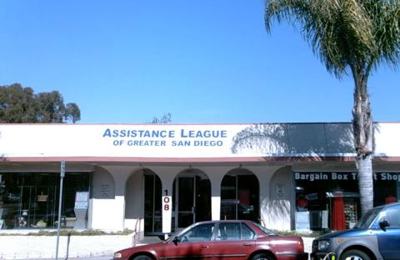 Assistance League of Greater San Diego - San Diego, CA