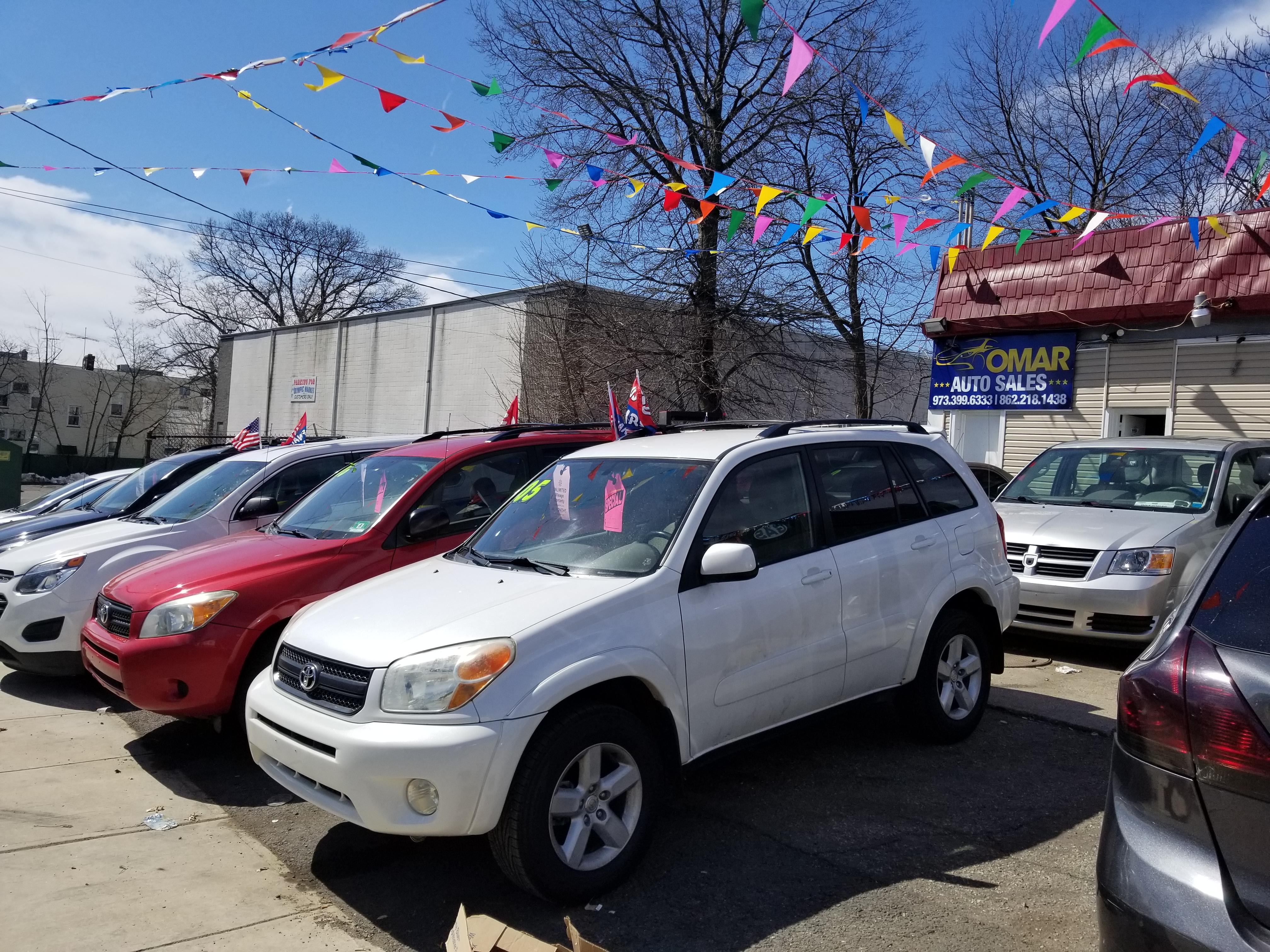 Omar Auto Sales 960 Chancellor Ave, Irvington, NJ 07111 ...