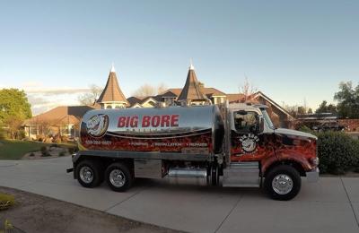 Big Bore Drilling Certified Septic & Hydroflushing - Fresno, CA