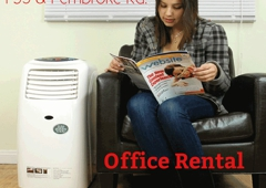 Portable AC Rental - Hallandale Beach, FL