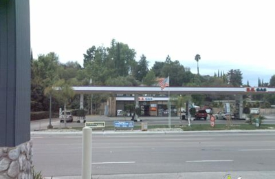 Budget Truck Rental - U S Shell - Spring Valley, CA