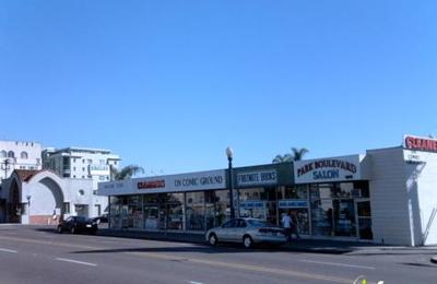 On Comic Ground - San Diego, CA