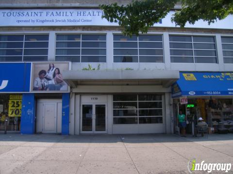 Pierre Toussaint Family Health Center 1110 Eastern Pkwy, Brooklyn