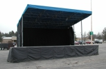 Our MAP24 mobile stage.