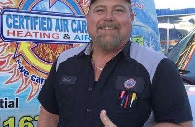 Certified Air Care - Douglasville, GA