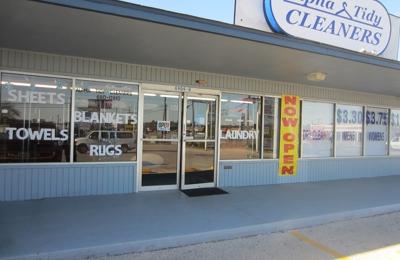 Alpha Tidy Cleaners - San Antonio, TX