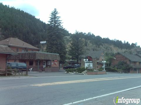 H & H Motor Lodge, Idaho Springs CO