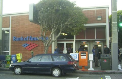 Bank of America - San Francisco, CA