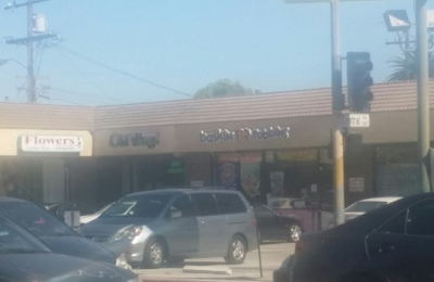 Baskin Robbins - Los Angeles, CA. Best ice cream