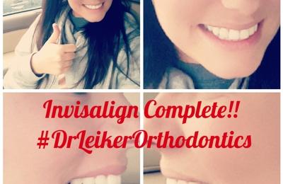 Leiker Orthodontics - Woodlands - Spring, TX. Complete!