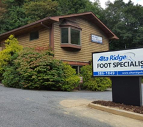 Alta Ridge Foot Specialists - Mars Hill, NC