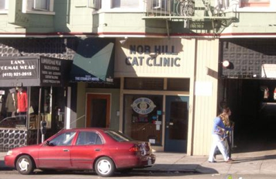 Nob Hill Cat Clinic & Hospital - San Francisco, CA