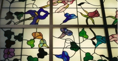 Haeger Stained Glass - San Jose, CA. Skylight