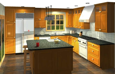 Elegant Prescott Kitchen Design   Dewey, AZ Part 7
