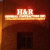H  & R General Contractors