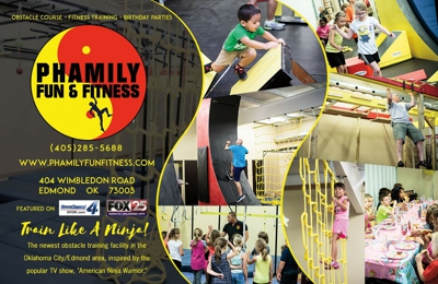 Phamily Fun Fitness Edmond OK 73003 YPcom