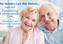 Christian Care Centers - Allen, TX