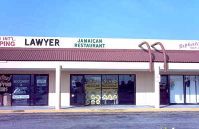 Jerk Island Jamaican Restaurant 1739 45th St West Palm