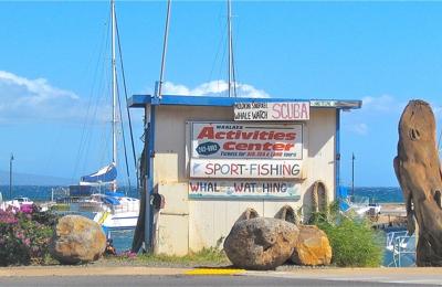 Maalaea Harbor Activities - Wailuku, HI