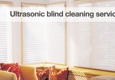 """A1 Steamer Cleaning Solutions LLC - Palm Desert, CA. """"NEW"""" blind cleaning services available, with ultra-sonic technology!"""