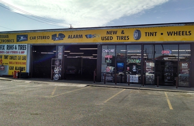 Texas Car Stereo & Texas Electronics - Houston, TX