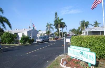 Pine Ridge Palms Association - Fort Myers, FL