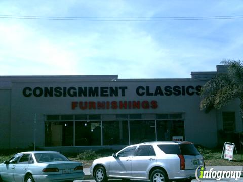Consignment Classics 3602 Kurtz St San Diego Ca 92110