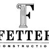 Fetter  Construction Inc CALIFORNIA