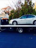 Stuck on the side of the road? Call us today for a tow!