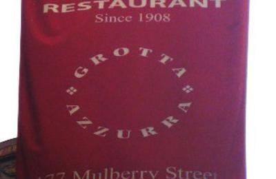 Grotta Azzurra Restaurant - New York, NY