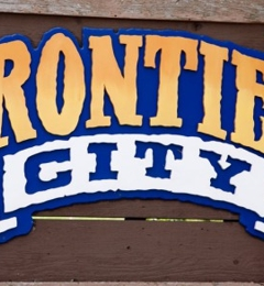 Frontier City Theme Park - Oklahoma City, OK