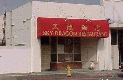 Sky Dragon Restaurant 117 Southwood Ctr South San Francisco