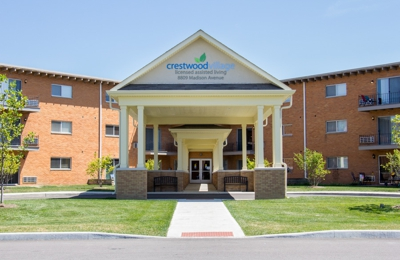 Crestwood Village - South - Indianapolis, IN