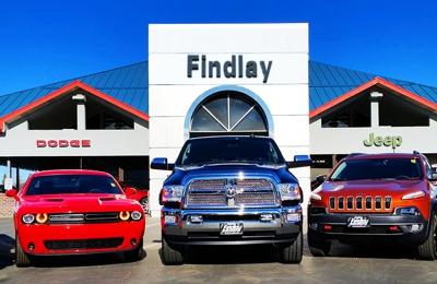 Findlay Chrysler Jeep Dodge Ram Post Falls - Post Falls, ID