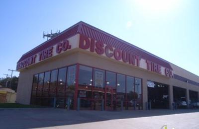 Discount Tire - Dallas, TX