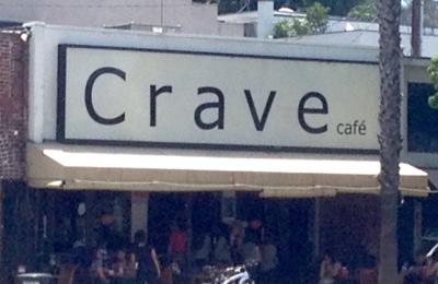 Crave Cafe - Sherman Oaks, CA. Crave Cafe