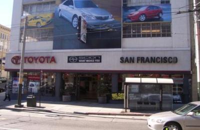 Toyota San Francisco >> San Francisco Toyota 4099 Geary Blvd San Francisco Ca