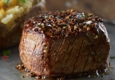Longhorn Steakhouse. Our grilled center-cut filet with hickory salt seasoning.