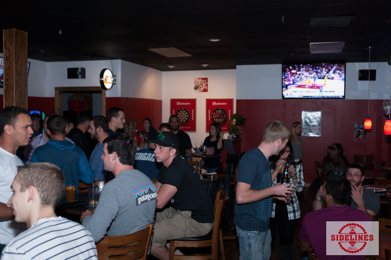 Sidelines Bar and Grill, Fairfield NJ