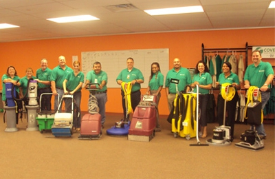 Coverall Health-Based Cleaning System - Houston, TX