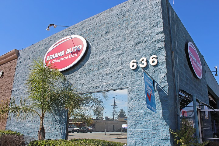 Brian S Automotive And Diagnostics 636 W 9th Ave
