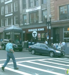 Burger King - Boston, MA