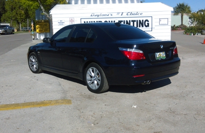 Window Tinting by Ken since 1987 - Holly Hill, FL