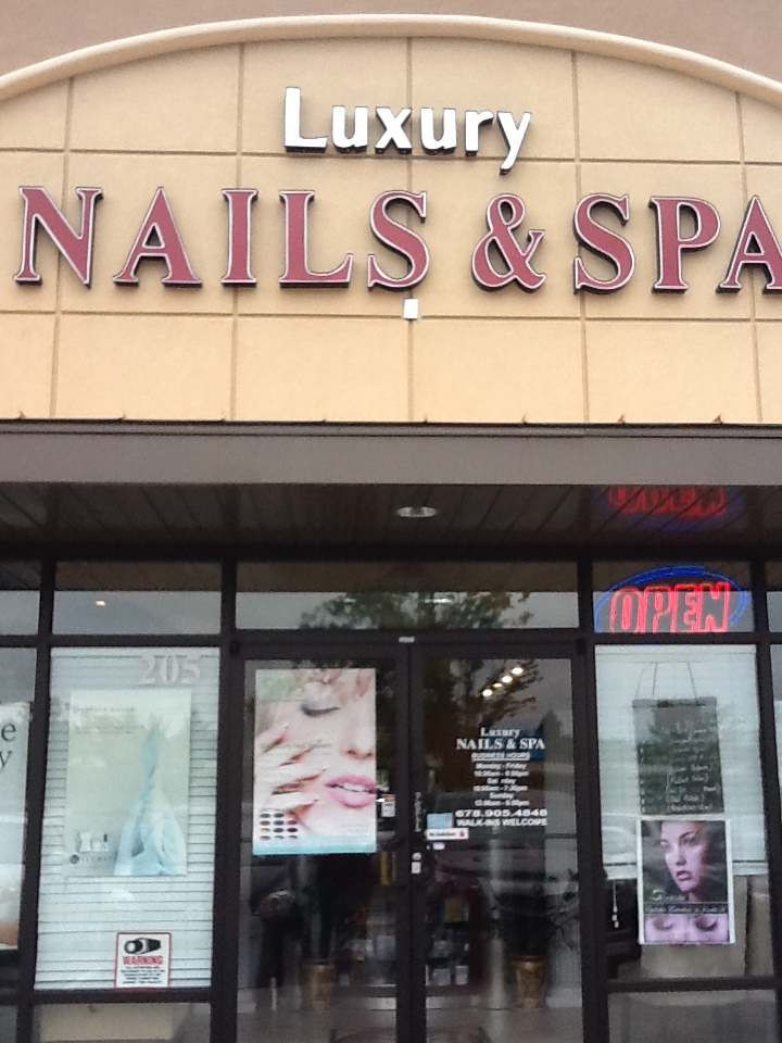 Luxury Nail & Spa Douglasville, GA 30135 - YP.com